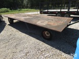 COTTON TRAILER (NO PAPERWORK, FARM USE ONLY)