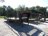 24' RANCH KING GOOSENECK TRAILER (VIN # 17YGN2425GB061019) (TITLE RECEIVED AND WILL BE MAILED CERTIF