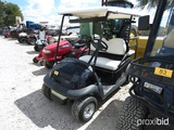 ELECTRIC GOLF CART W/ CHARGER (NOT RUNNING) (SERIAL # 1012847)
