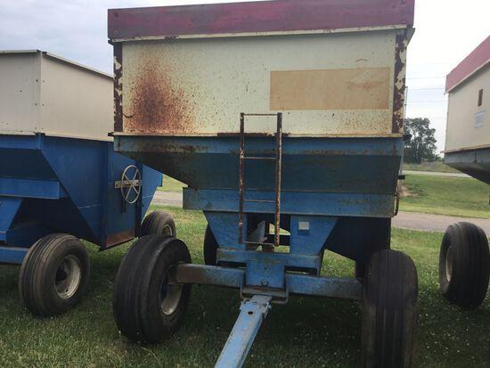 Dmi 400 Side-dump Wagon