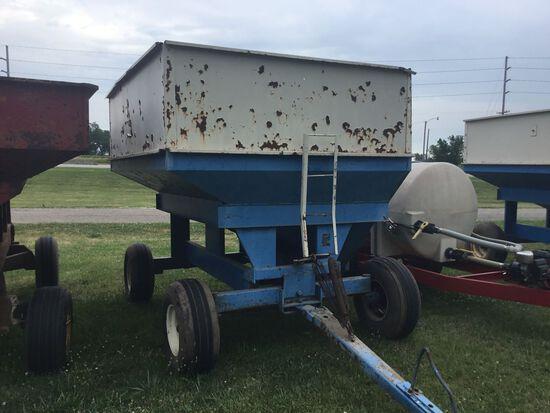 Dmi 300 Side-dump Wagon