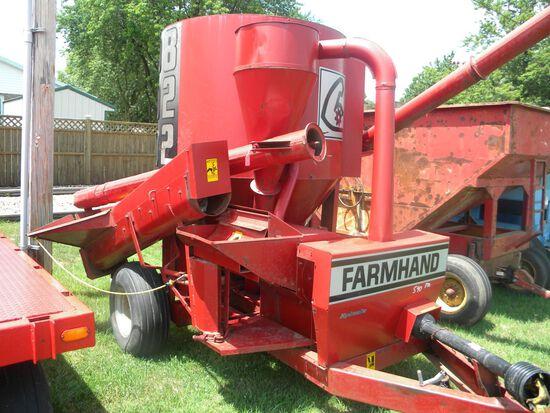 Farm Hand 822 Feed Grinder