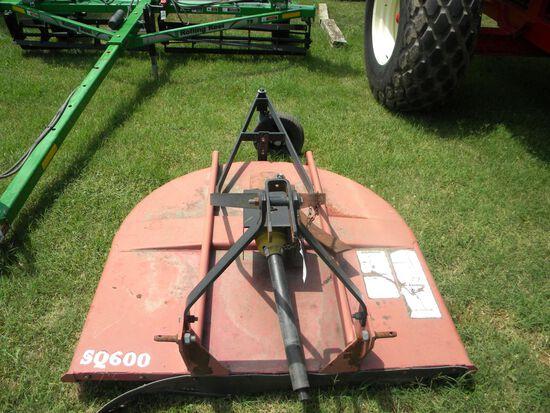 Bush Hog Sq600 Mower