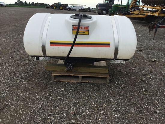 Wylie Front-mount Spray Tank