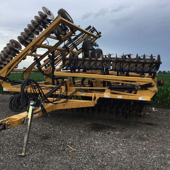 Landoll Tilloll 876 Soil Finisher