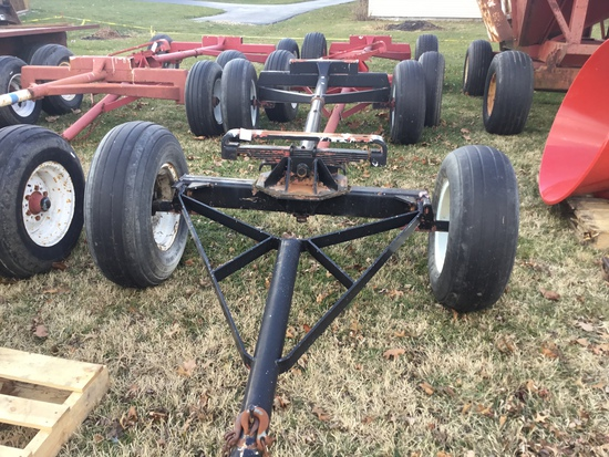 Anhydrous Running Gear