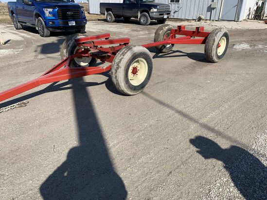 AG Systems NH3 Running Gear
