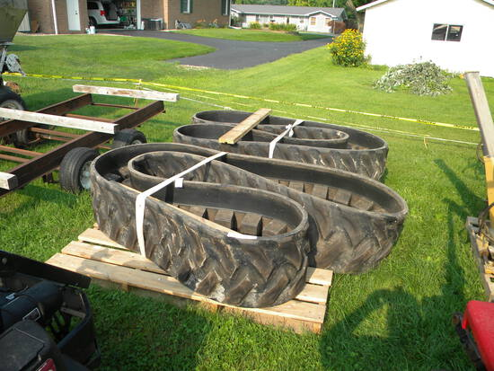 Used Rear Tracks