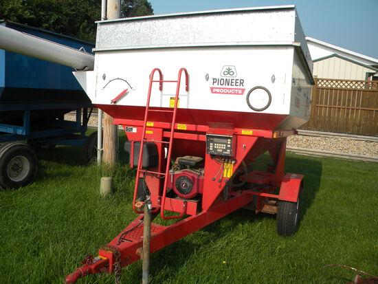 ParKan 1500 Weigh Wagon