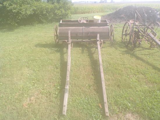John Deere Horse Drawn Stalk Shredder