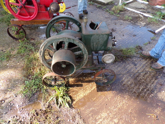 Fairbanks-Morse Engine