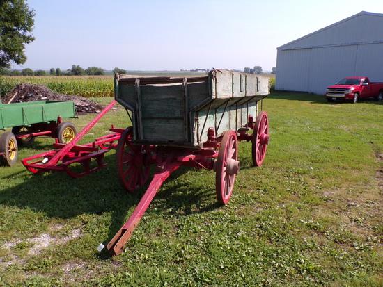McCormick-Deering Wagon