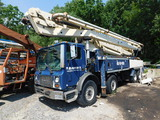 1997 Mack MR6885 w/ Schwing 2023-5/S47sx Concrete Pump Truck
