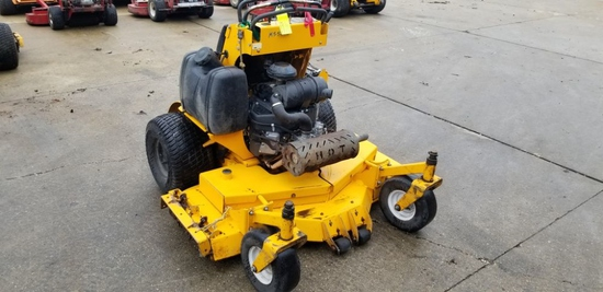 "Wright 52"" Stand On Comm. Lawn Mower"