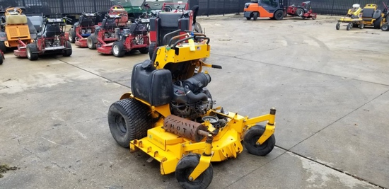 """Wright 52"""" Stand On Comm. Lawn Mower"""