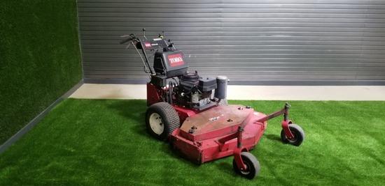 "Toro 48"" Hydro Walk Behind Lawn Mower"