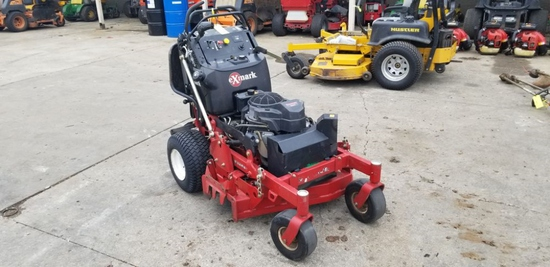"""Exmark 36"""" Stand On Comm Lawn Mower"""