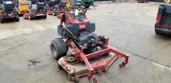 "Toro 60"" Stand On Comm. Lawn Mower"