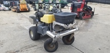 LT Rich Stand On Spreader/Sprayer