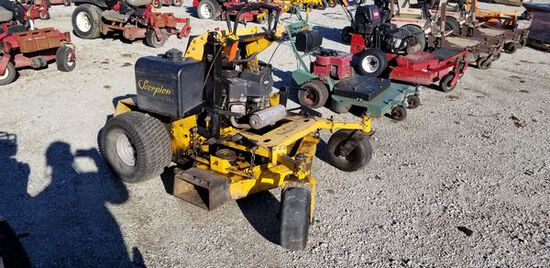 """EVERIDE 48"""" Com. Stand On Zero Turn Lawn Mower M#: ESKW1948S / S#: 664700913 / Year: N/A / Engine: 2"""