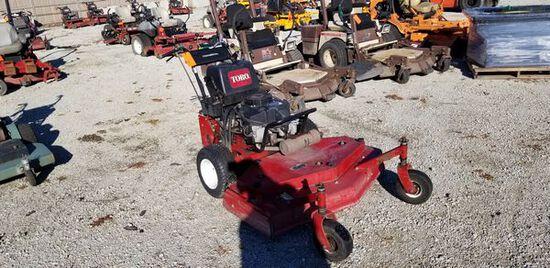 "Toro 48"" Com. Hydro Walk Behind Lawn Mower M#: 30938 / S#: 312000111 / Year: 2012 / Engine: 14.5 HP"