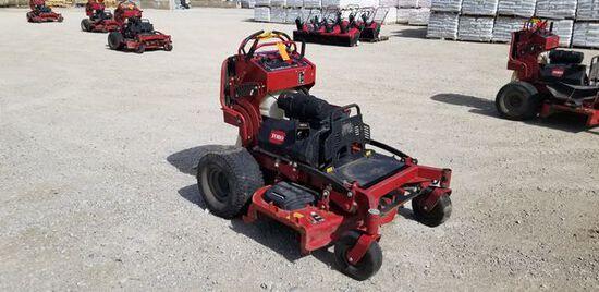 "Toro 60"" Com. Stand On Zero Turn Lawn Mower M#: 74513 / S#: 316000267 / Year: N/A / Engine: 25 HP Ko"
