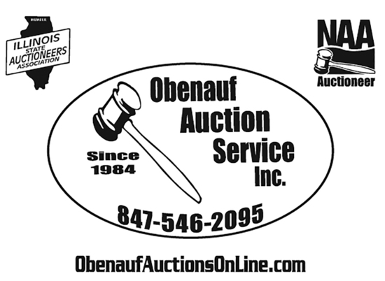 Russo & Lake County Forest Preserve Auction