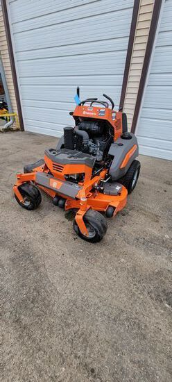 "Husqvarna 48"" Stand On Riding Mower"