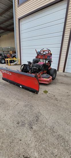 "Toro 52"" Stand On Riding Mower"