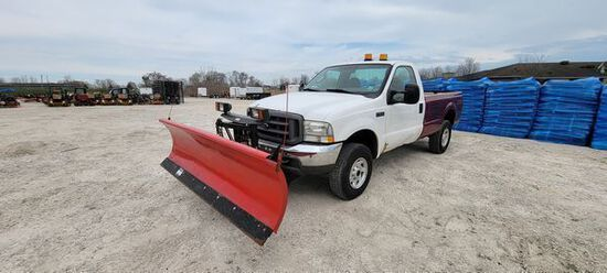 2004 Ford F-250 Pick Up Truck