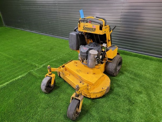 """Wright 42"""" Stand On Riding Mower"""