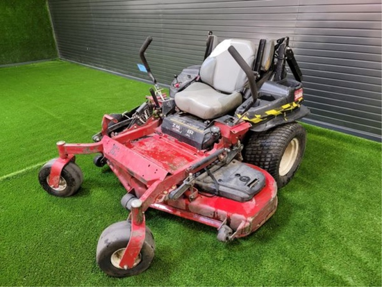 "Toro 60"" Zero Turn Riding Lawn Mower"