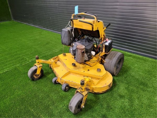 """Wright 52"""" Stand On Riding Mower"""