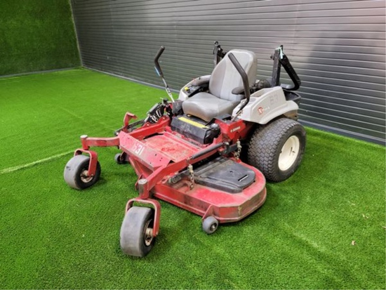 "Exmark 60"" Zero Turn Riding Lawn Mower"