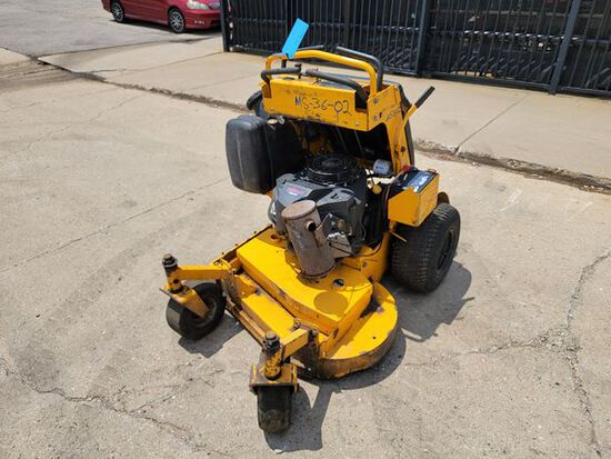 """Wright 36"""" Stand On Riding Mower"""