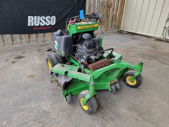 """John Deere 61"""" Stand On Riding Lawn"""