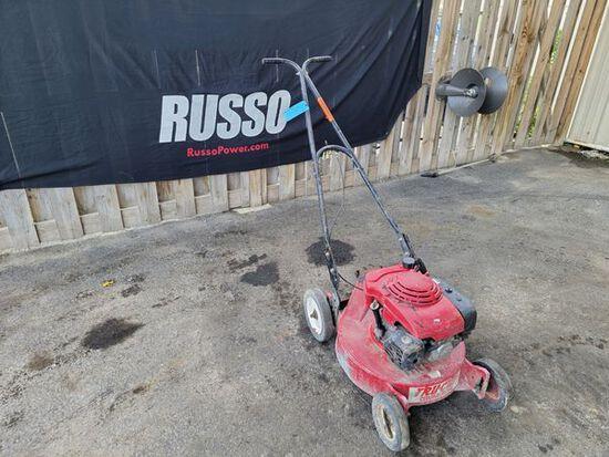 """Tru-cut 21"""" Walk Behind Push Lawn Mower"""
