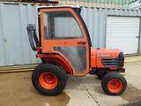 Kubota Mid Size Tractor