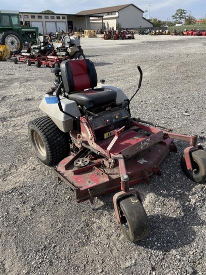 "Exmark 60"" Riding Lawn Mower"
