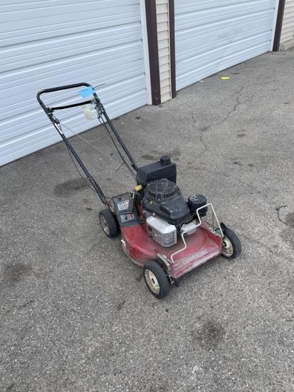 "Toro 21"" Commercial Push Mower"