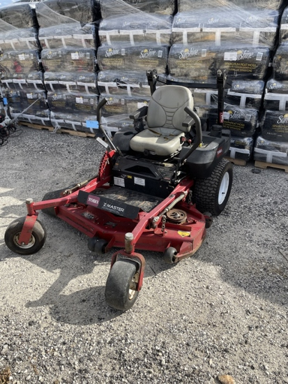 "Toro 52"" Riding Zero Turn Lawn Mower"