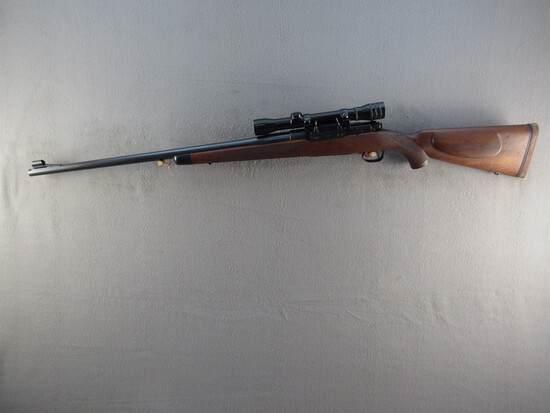 WINCHESTER MODEL 70, 375MAG BOLT ACTION RIFLE, S#76512