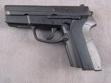handgun: SIG SAUER MODEL SP2340, 40/357CAL SEMI AUTO PISTOL, S#SP0014869