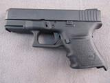 handgun: GLOCK MODEL 30, 45CAL SEMI AUTO PISTOL, S#TMW919
