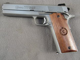 handgun: COONAN CLASSIC, 357CAL. SEMI AUTO PISTOL, S#HFA7329