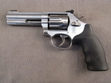 handgun: SMITH & WESSON MODEL 617-6, 22CAL REVOLVER, S#D0F3692