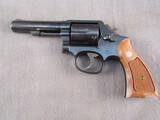 handgun: S&W MODEL 547, 9MM REVOLVER, S#ABL5506