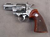 handgun: COLT PYTHON, 357MAG REVOLVER, S#31583E
