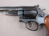 handgun: SMITH & WESSON MODEL 28 NO DASH, 357MAG DOUBLE ACTION REVOLVER, S#S195535