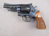 handgun: SMITH & WESSON 28-2 HIGHWAY PATROLMAN, 357MAG DOUBLE ACTION REVOLVER, S#S325217